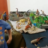 5yo Unschooler (and dino fan) Asks What a Quiz Is