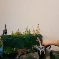 Toddler #2 Gaining Prehistoric Interest :)