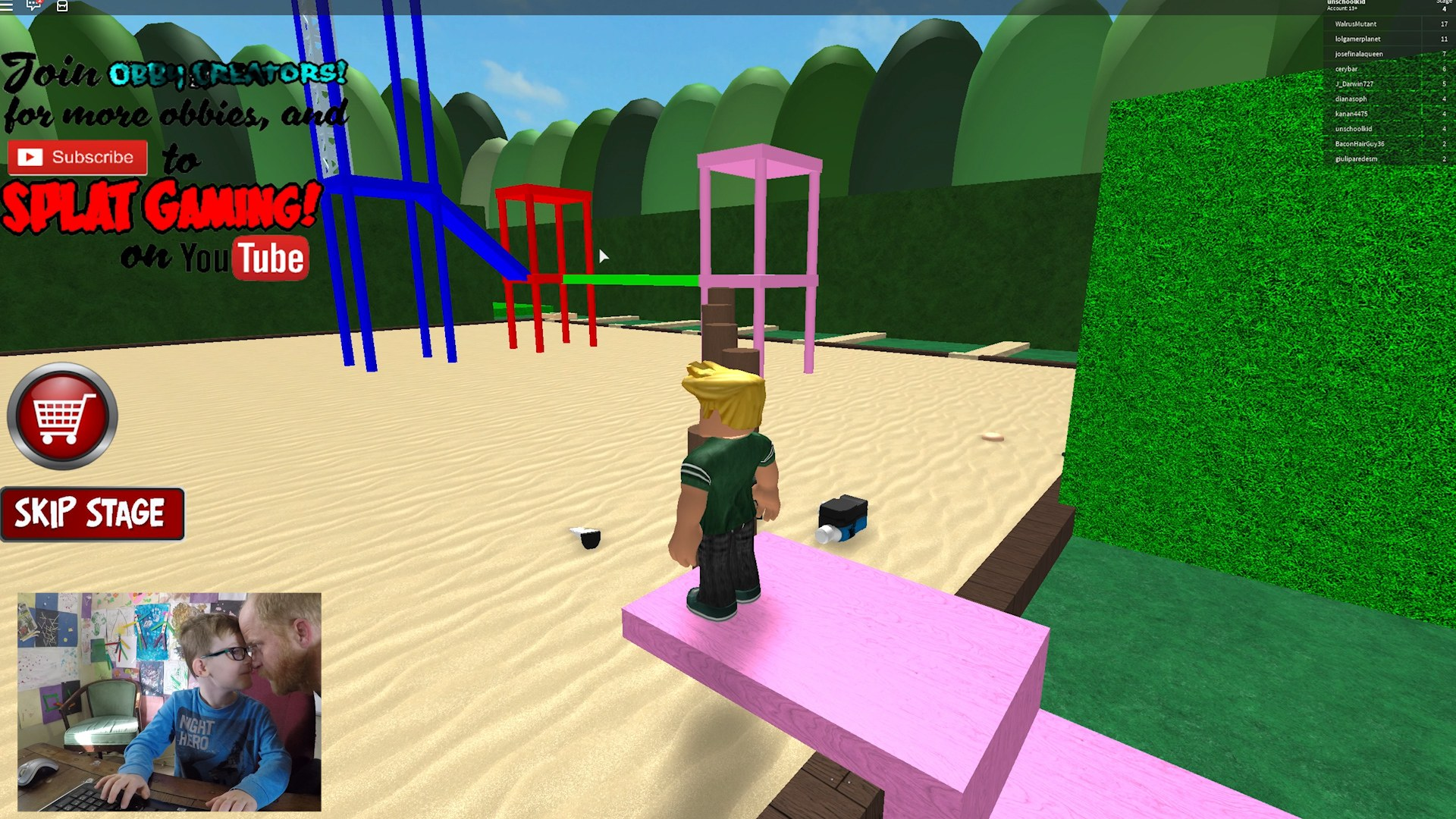 gaming roblox for unschool