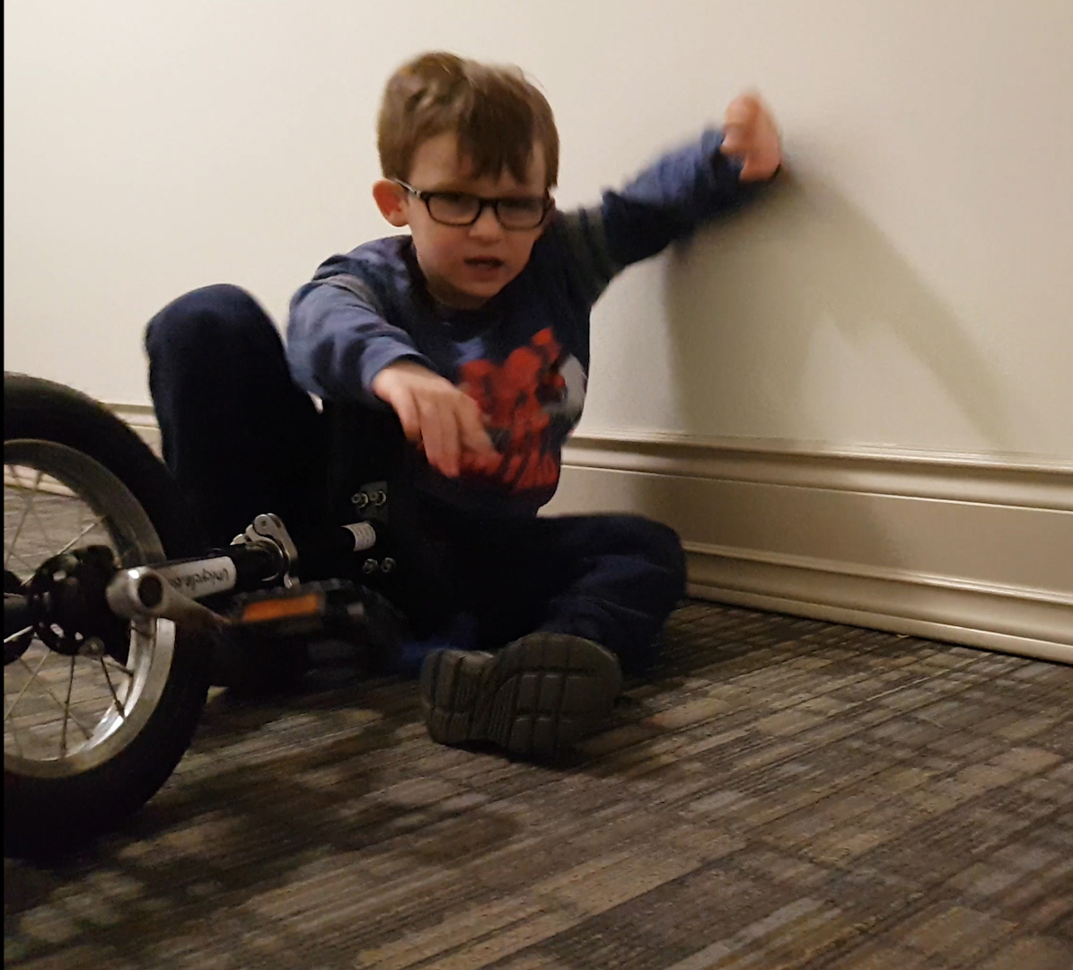 unicycle homeschool